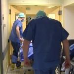 Reportage-feuilleton France 3 «la chirurgie de l'espoir» : le parcours de Céline et Xavier