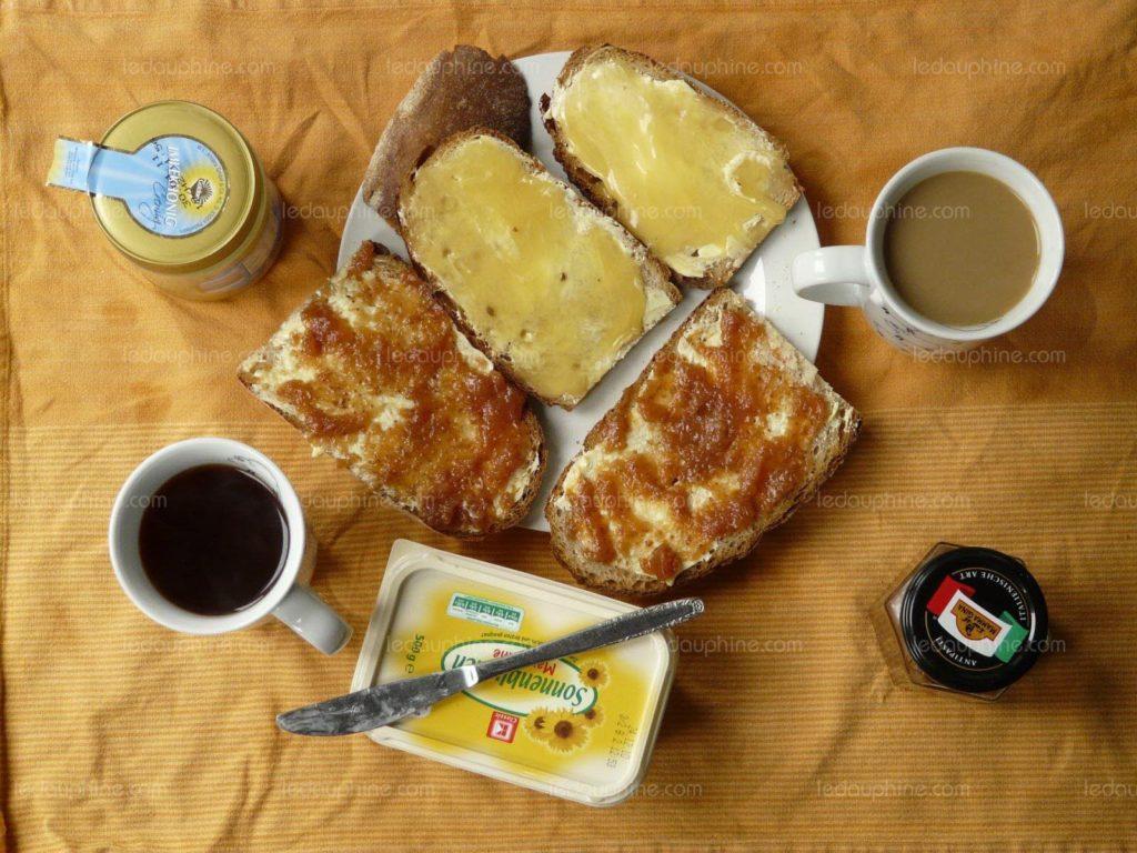 petit-déjeuner nutrition