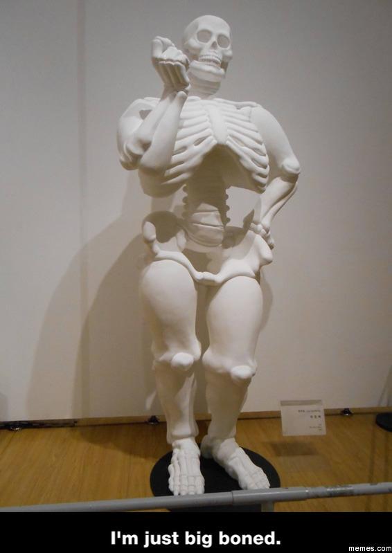 idée reçue, avoir de gros os, obésité nutrition chirurgie bariatrique