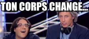 ton corps change